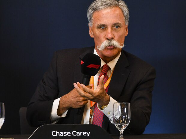 Chase Carey