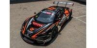 Fraser Ross, Dominic Storey, Martin Kodric, McLaren 720S GT3