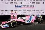 Lance Stroll und Sergio Perez (Racing Point)