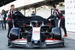 Romain Grosjean und Kevin Magnussen (Haas)