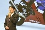 Yoshishige Nomura (HRC-Präsident)