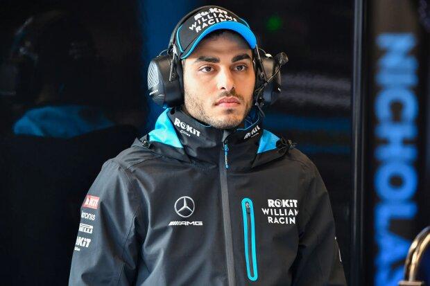 Roy Nissany Williams ROKiT Williams Racing F1 ~Roy Nissany ~