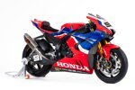 Leon Haslams Honda CBR1000RR-R Fireblade