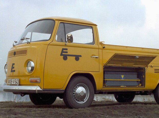 VW T2 Elektro