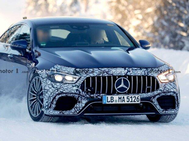 Mercedes-AMG GT 73 Hybrid Erlkönig