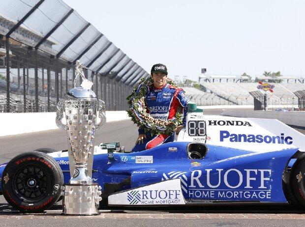 Indy-500-Sieger 2017: Takuma Sato