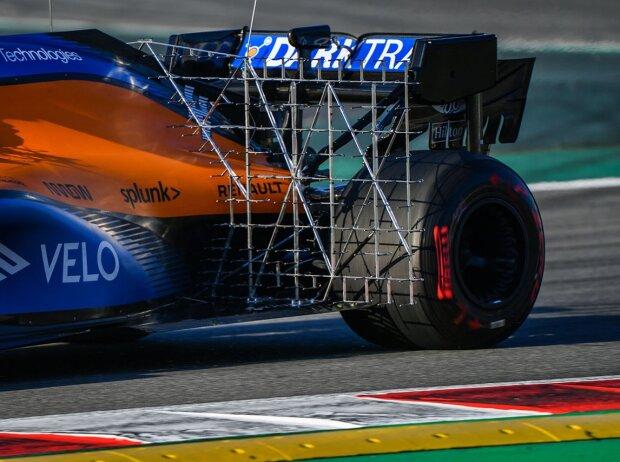 Lando Norris, Pirelli C5