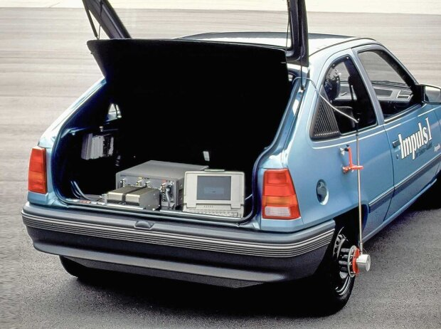 Opel Kadett Impuls 1 1991