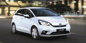 Honda Jazz: News, Gerüchte, Tests