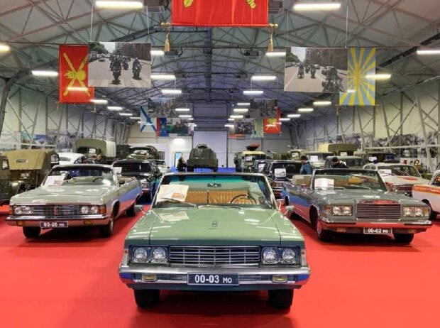 13 vergessene Militärfahrzeuge der UdSSR