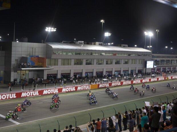 WSBK Start Doha