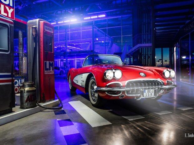 Chevrolet Corvette Sonderschau Motorworld Classics Bodensee