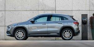 Mercedes-Benz CLA: News, Gerüchte, Tests