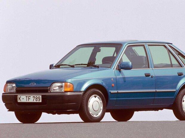Ford Escort Mk3 (1980-1990)