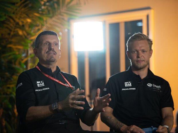 Günther Steiner, Kevin Magnussen
