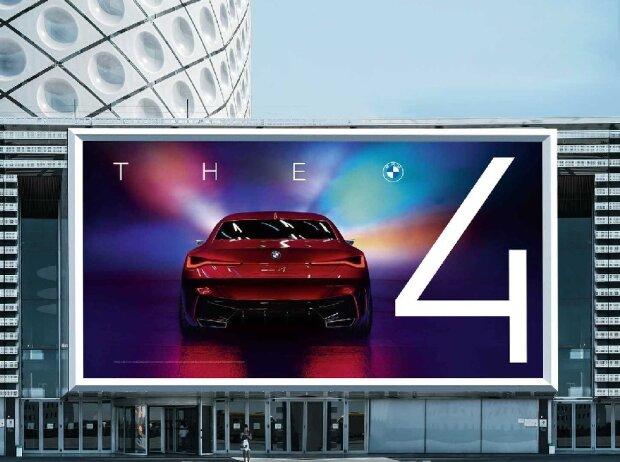 Einführung des neuen BMW Markendesigns