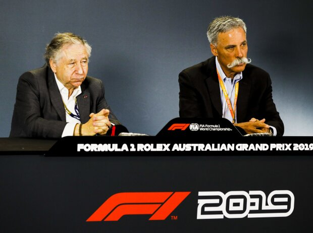 Jean Todt, Chase Carey