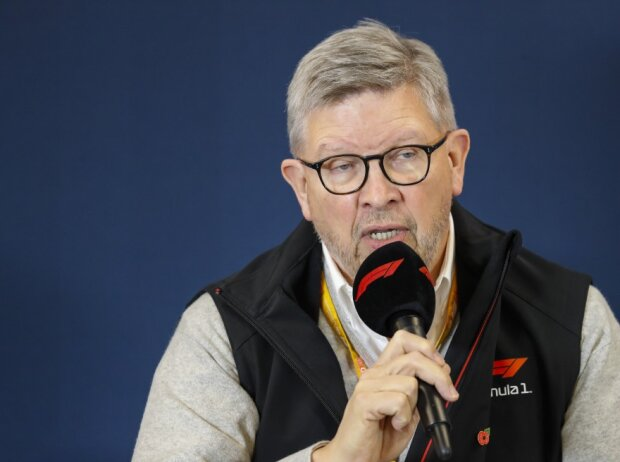 Formel-1-Sportchef Ross Brawn