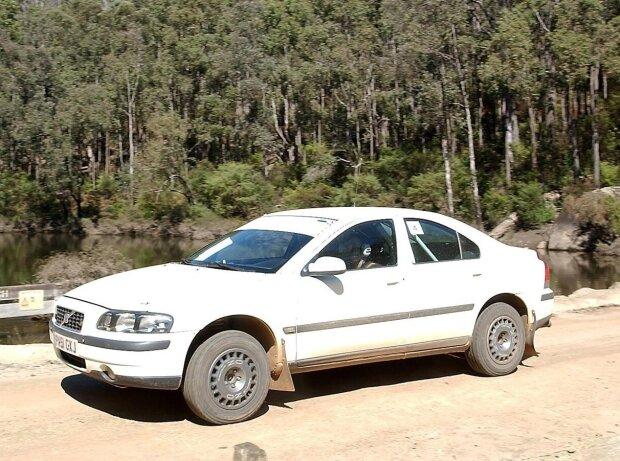 Volvo S60 (Recce-Auto von M-Sport-Ford)