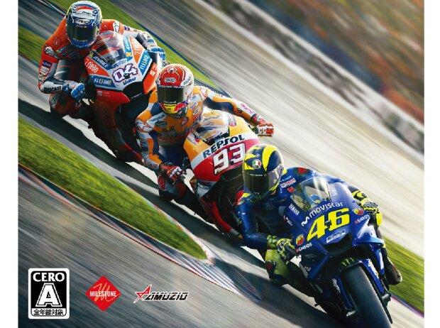 Cover: MotoGP 18 von Milestone