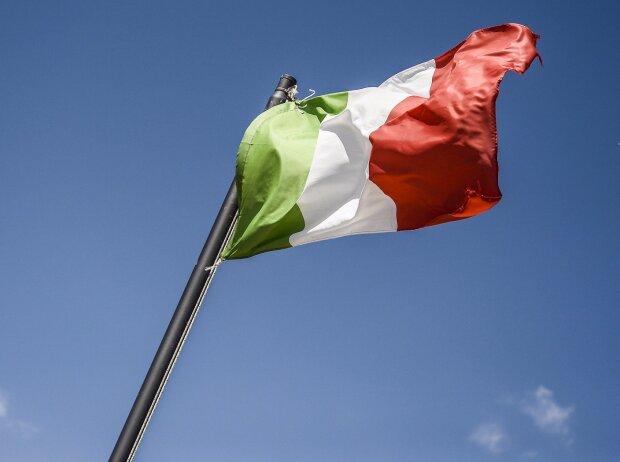 Italien-Flagge