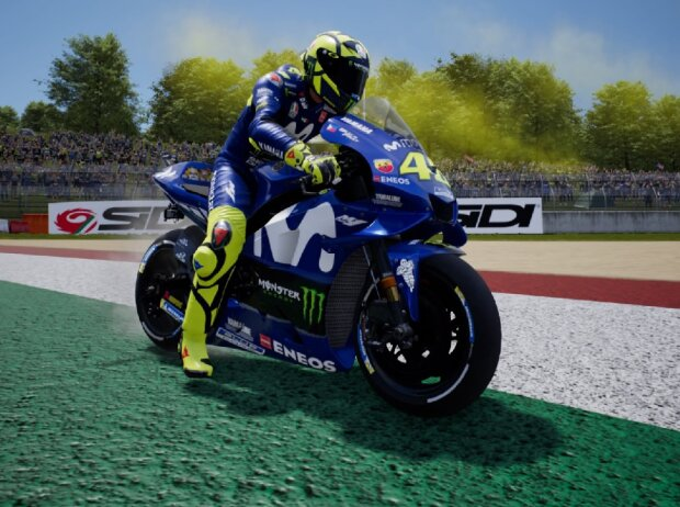 eSports: MotoGP18 von Milestone