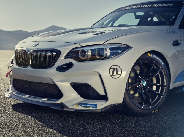 BMW M2 CS Racing, Bremse