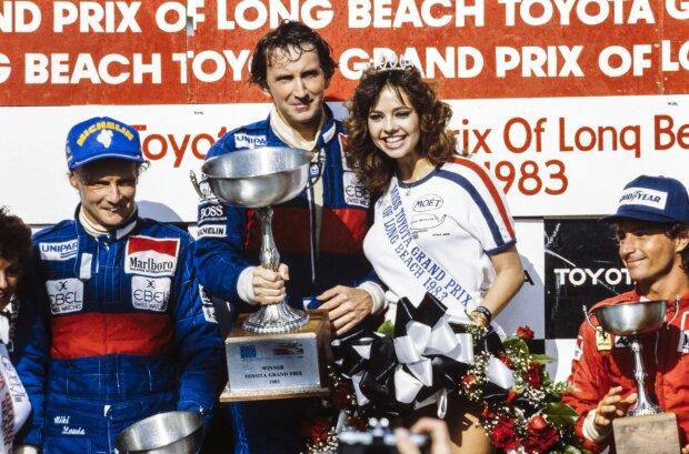John Watson Niki Lauda  ~John Watson und Niki Lauda ~
