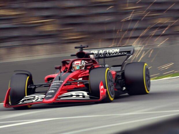 Formel-1-Designstudie für 2021