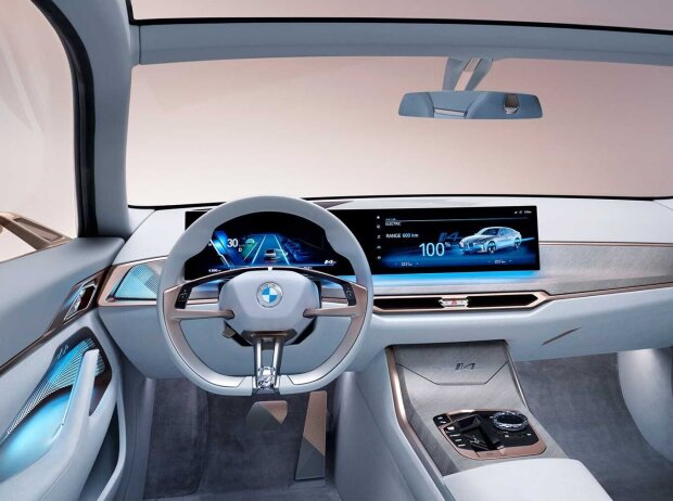 2020 BMW Concept i4