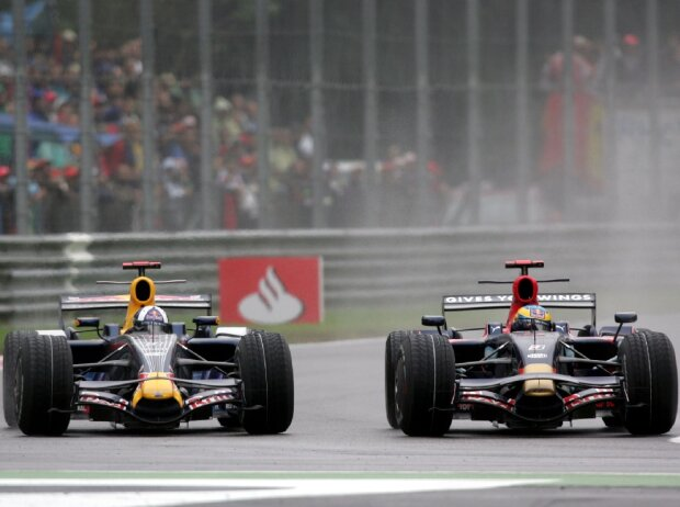 David Coulthard, Sebastien Bourdais