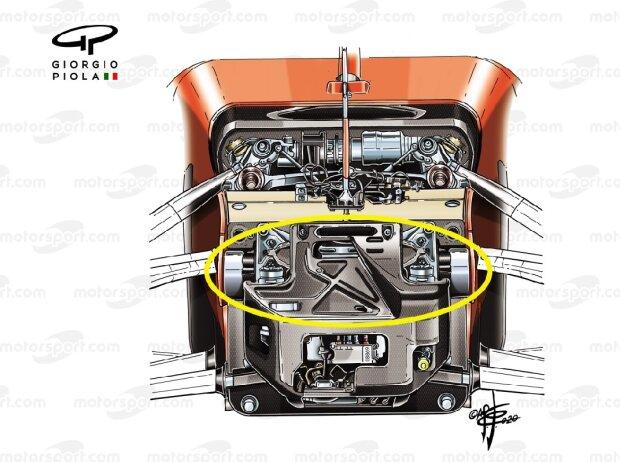 Ferrari-Lenkung PAS