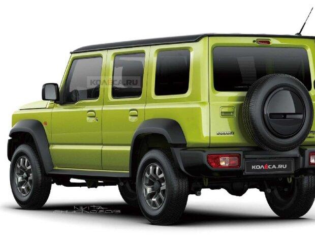 Suzuki Jimny Fünftürer