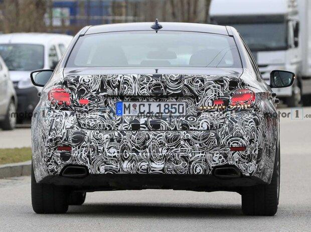 BMW 5er-Reihe (2020) Facelift