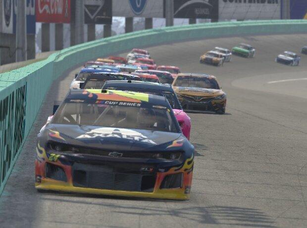 NASCAR Simracing eSports vom Feinsten: eNASCAR iRacing Pro Invitational Series