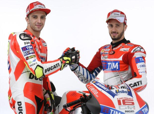 Andrea Dovizioso, Andrea Iannone