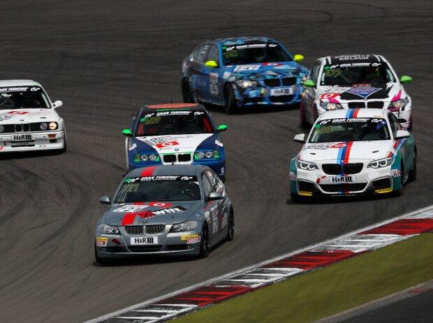 VLN, BMW 325i, BMW M240i Racing, BMW M3 E30