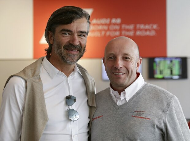 Vincent Vosse, Yves Weerts