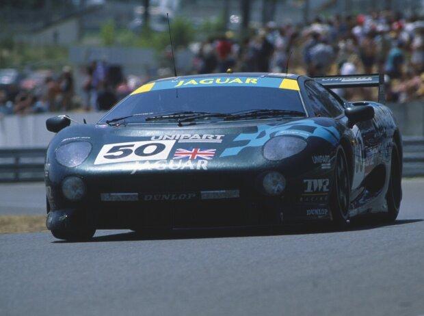 David Brabham, David Coulthard