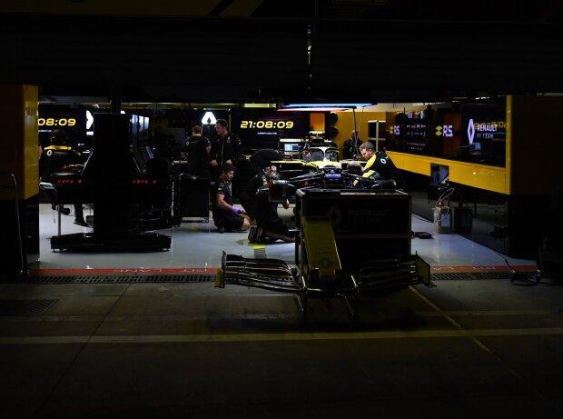 Renault-Garage