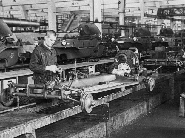 Befreiung des VW-Werks