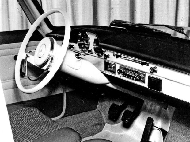 Mercedes W 118/119