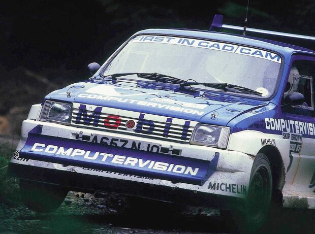 MG Metro Rallye