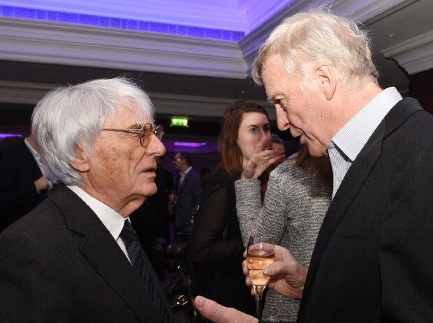 Bernie Ecclestone, Max Mosley