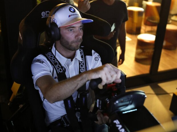 Philipp Eng, Sim-Racing