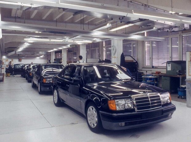 Mercedes 500 E (W 124)