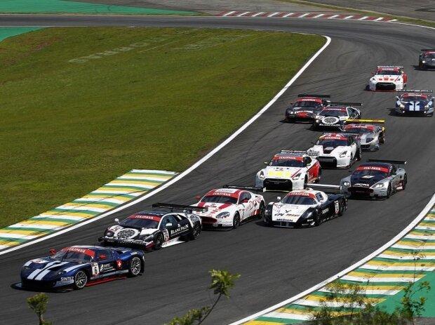 FIA GT1, Startphase