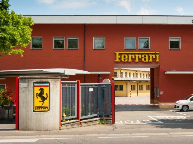 Ferrari-Firmenzentrale in Maranello