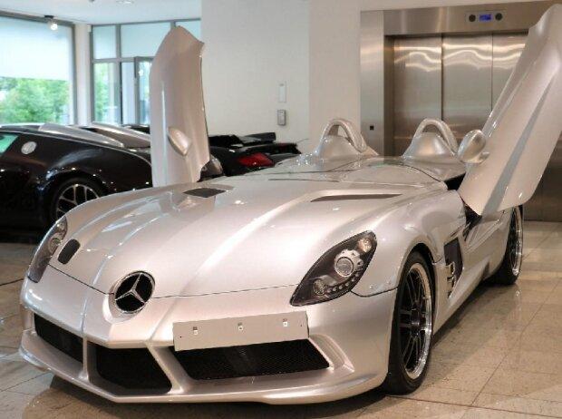 Mercedes SLR Stirling Moss (2009)