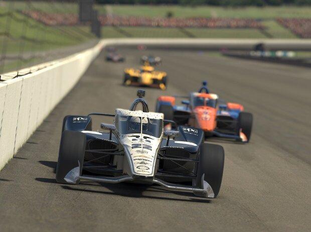eSports: Simon Pagenaud
